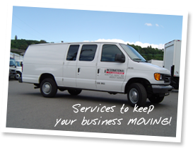 Service to keep your business moving