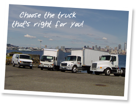 Choose the truck that's right for you